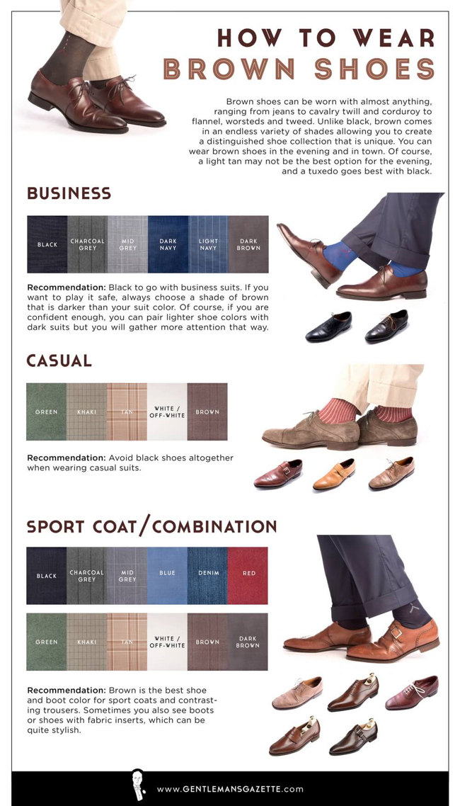 Black Shoe Styles For Suits
