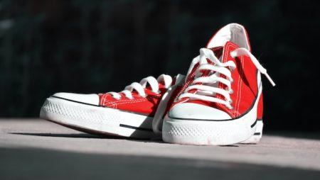 Cómo limpiar zapatos de tela