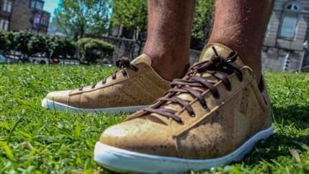 Materiales ecológicos para zapatos
